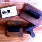 DIY Rubber Stamp Classic Wedding In..